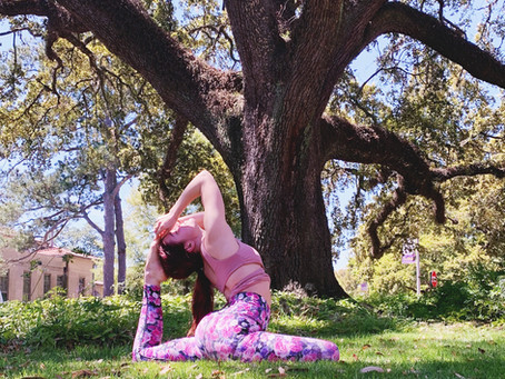 The Yoga Sutras and Easter