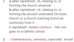 Catholicism and yoga: defined