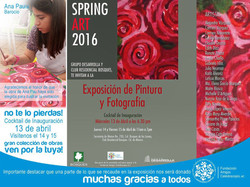 Spring Art 2016