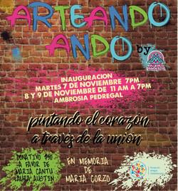 InvitacionArteandoAndo