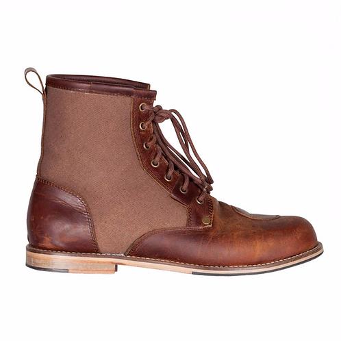 Spada Pilgrim Boots Brown