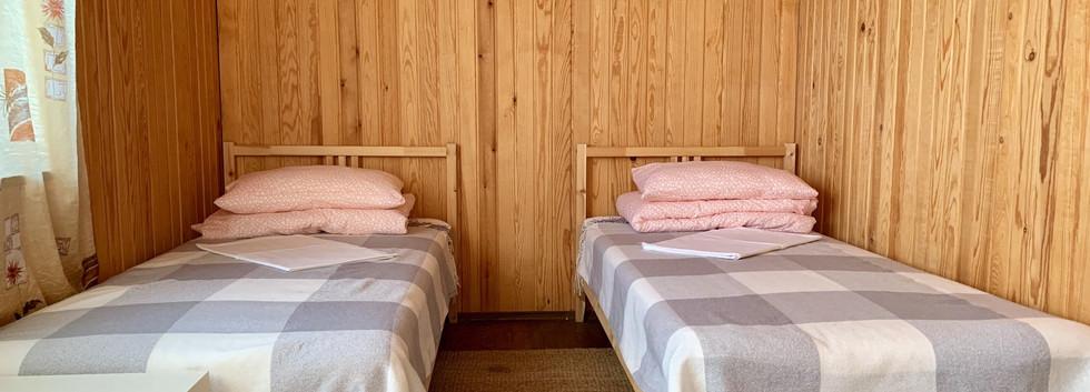 Трехместная комната гостевой дом