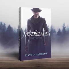 The Neverglades Book Cover Design