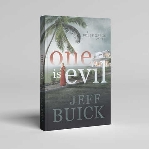 One is Evil Book Cover Design