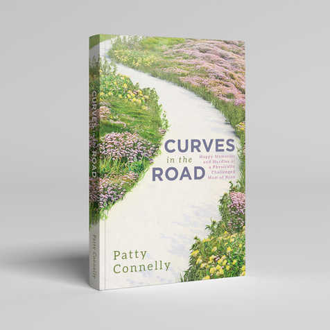 Curves in the Road Book Cover Design