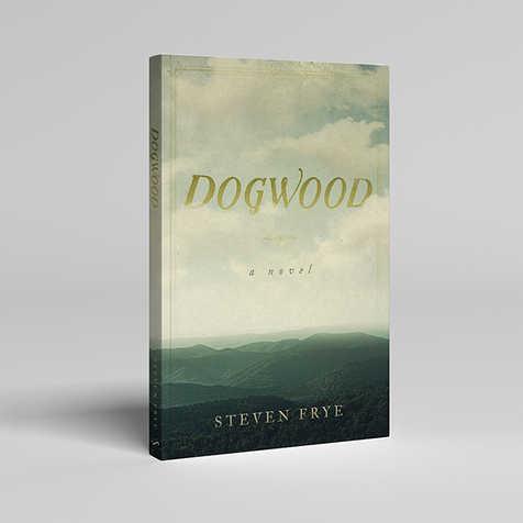 Dogwood Book Cover Design