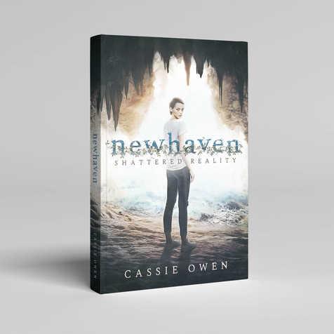 Newhaven Book Cover Design
