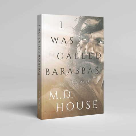 I Was Called Barabbas Book Cover Design