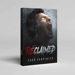 The Reclaimed Book Cover Design