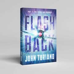 Flash Back Book Cover Design