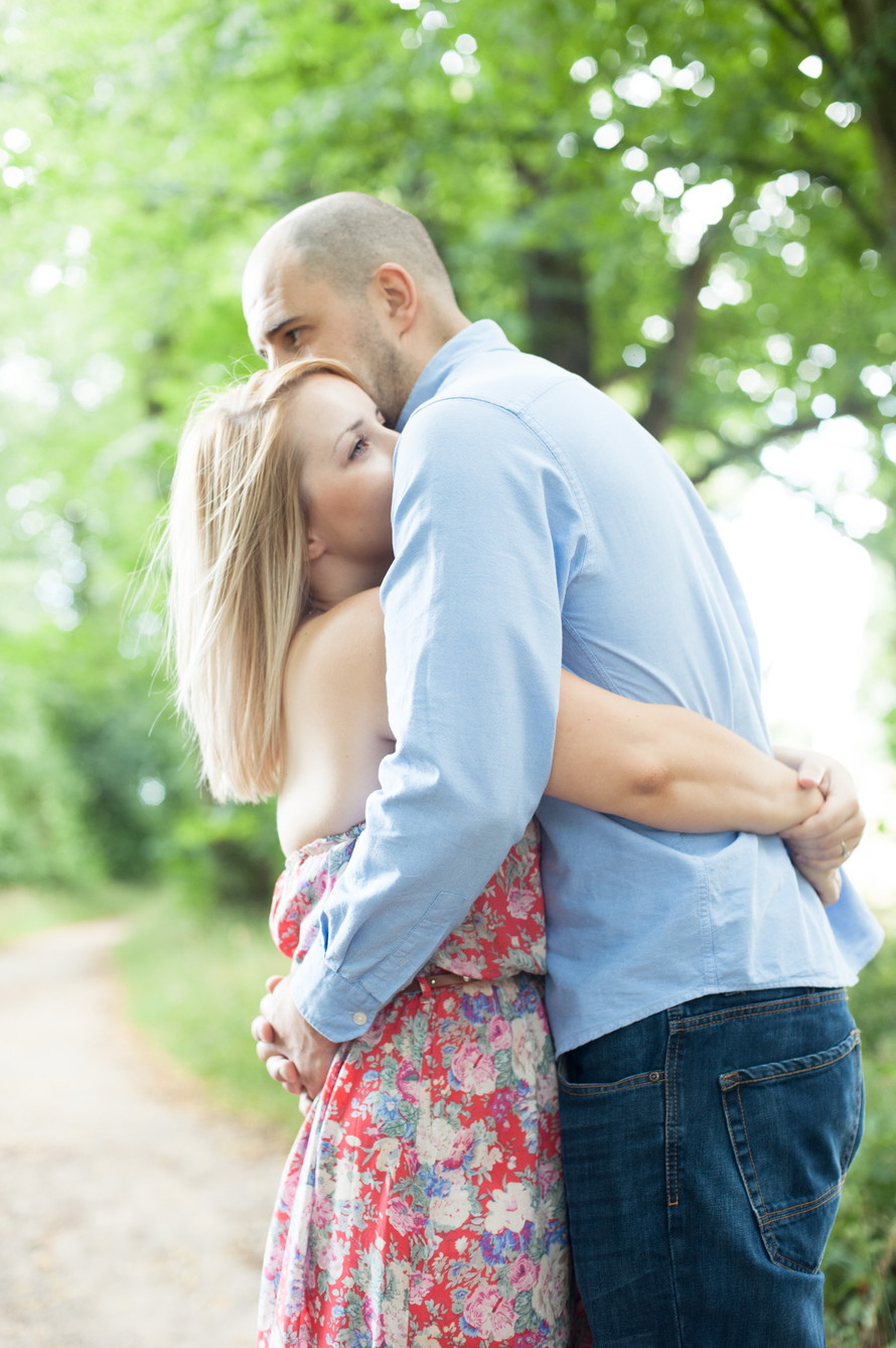 Why have an engagement portrait shoot?