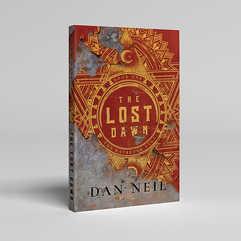 The Lost Dawn Book Cover Design