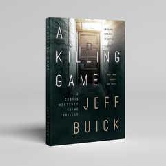 A Killing Game Book Cover Design