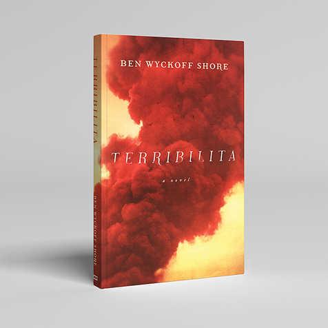 Terribilita Book Cover Design
