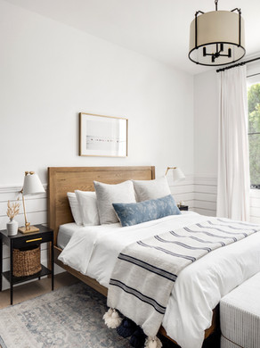 Top Tips for a Relaxing Guest Bedroom
