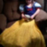Fairest Princess Dress Blanket