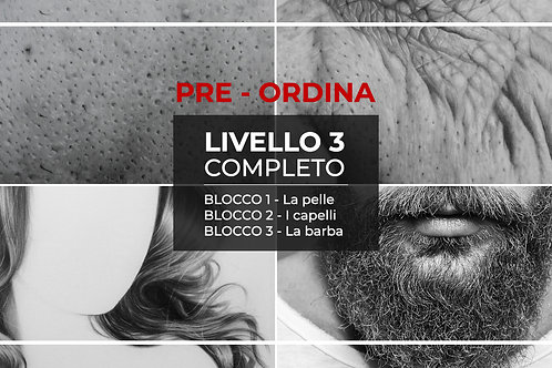 LIVELLO 3 | Parti anatomiche: avanzato