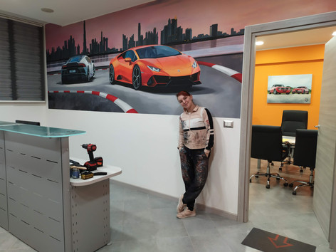 Murales Concept Car
