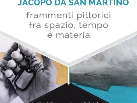 FRAMMENTI. Bipersonal exhibition in Lucca