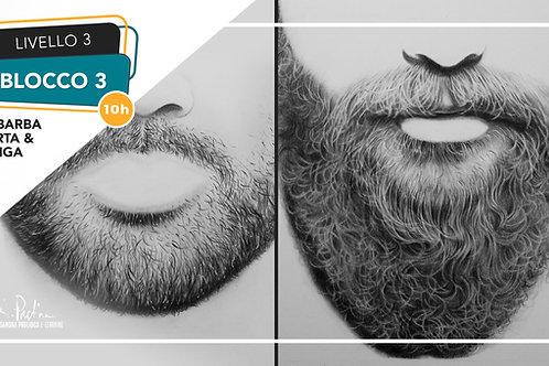 Blocco 3 | La barba