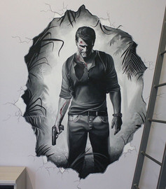 UNCHARTED TROMPE L'OEIL