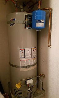 water heater installation in temecula