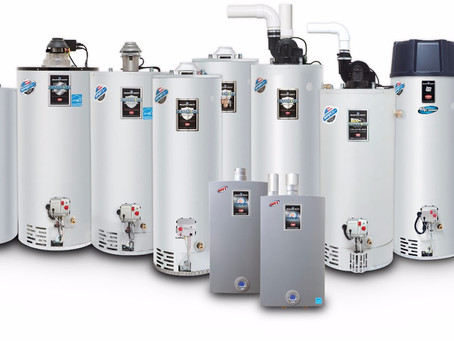 What Are the Differences In Tank and Tankless Water Heaters?