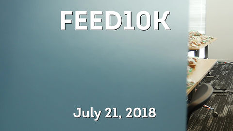Feed10K Recap Video