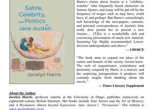 Satire, Celebrity, and Politics in Jane Austen