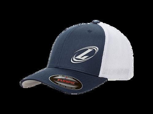 Liquid Paintball Trucker Hat (Swoosh L logo)