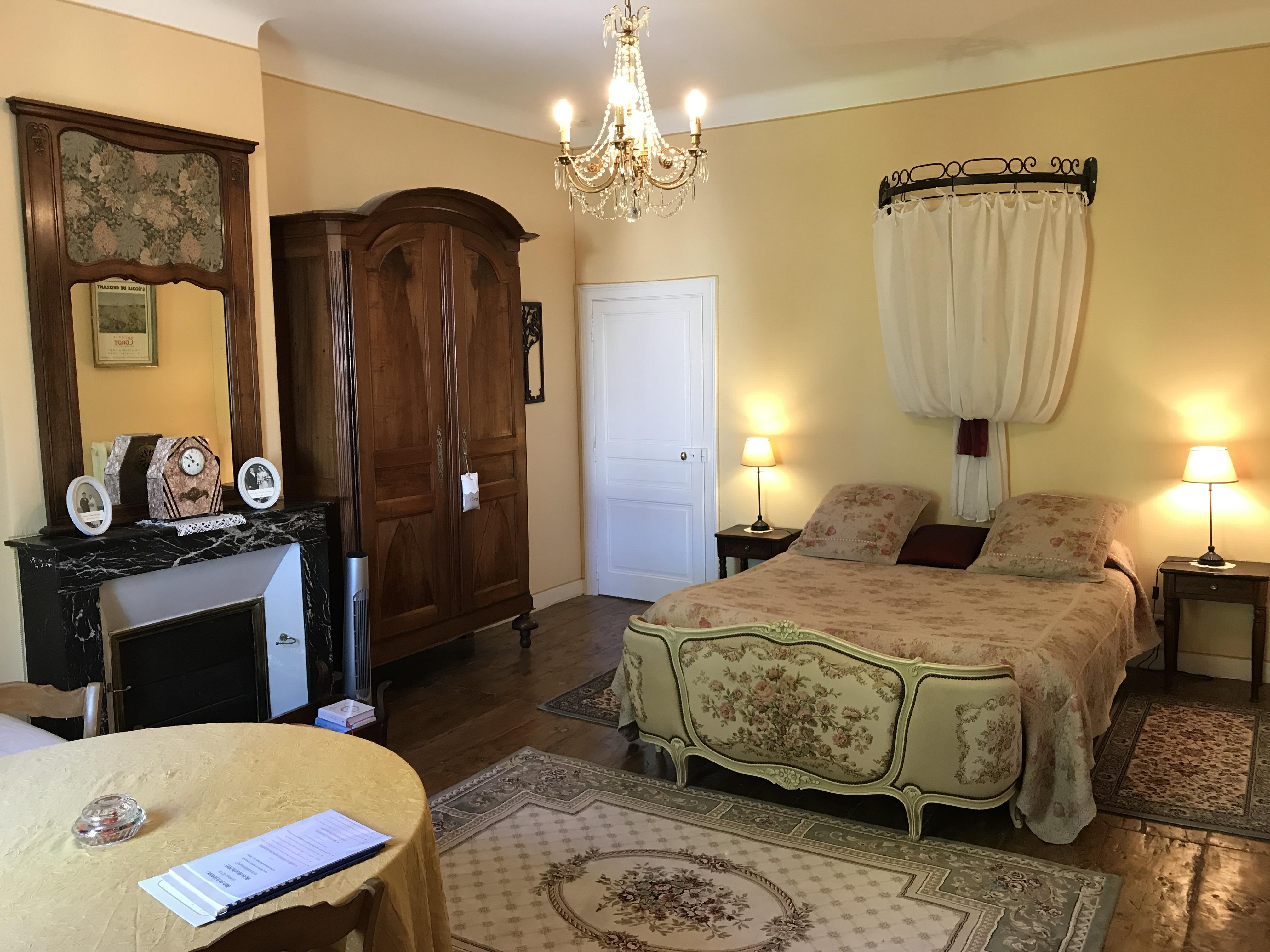 chambre Corot