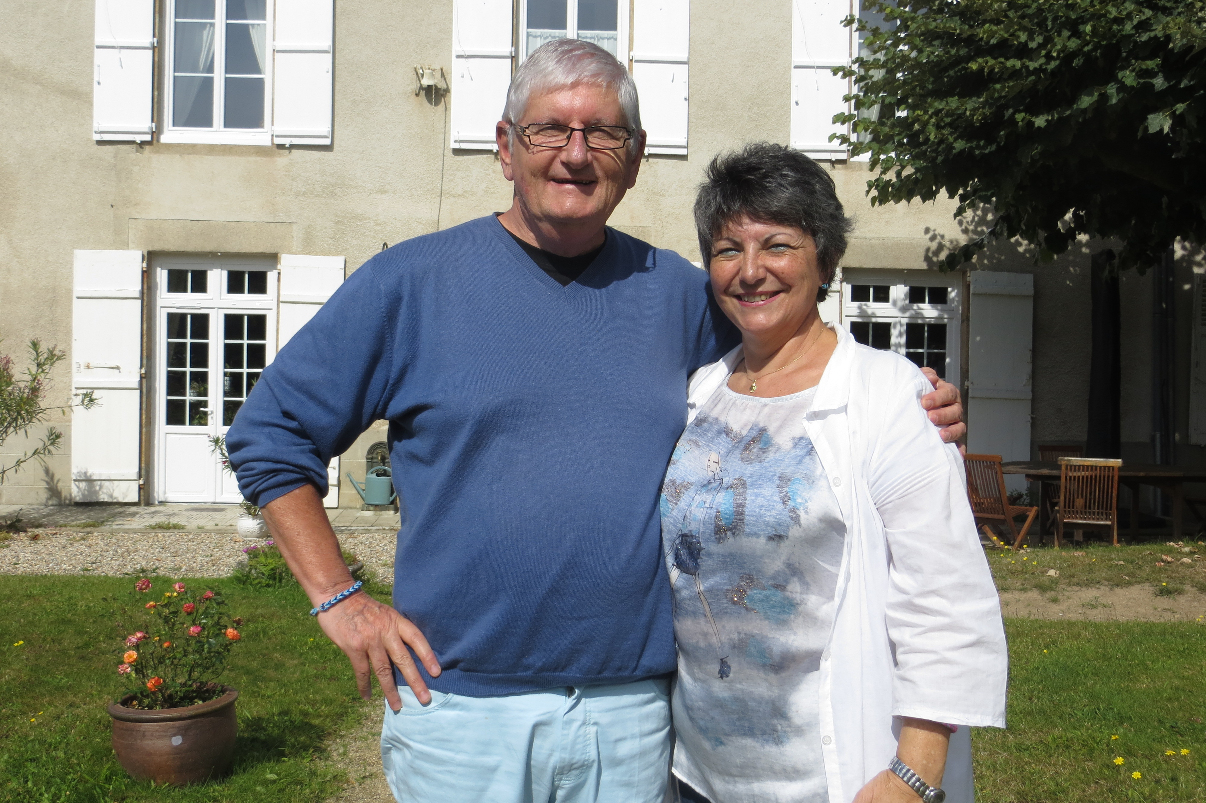Sylvie & Daniel Belli