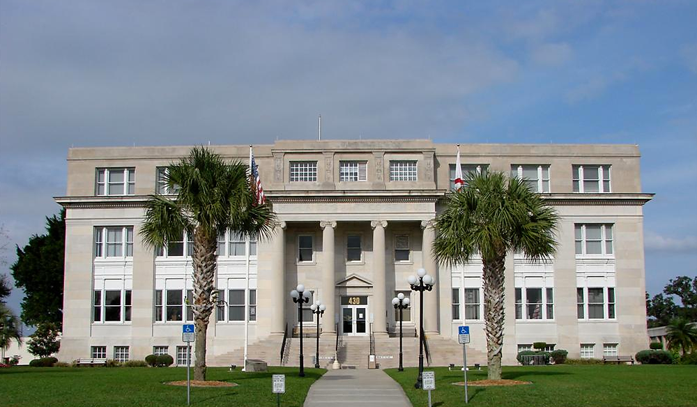Highlands County Court House