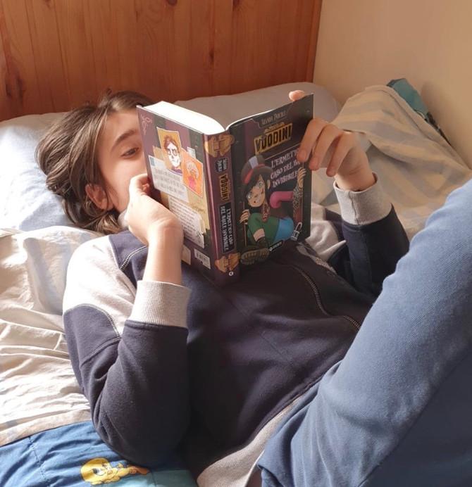 Il mio primo lettore