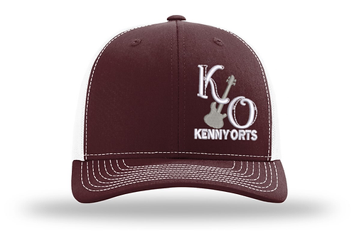 KO Maroon Cap