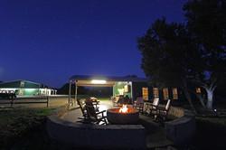 Camp area - 2014