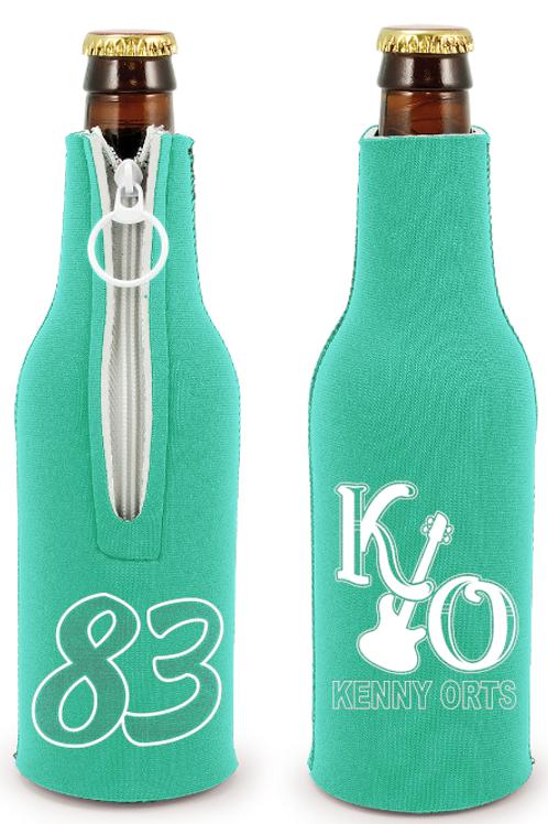 KO Bottle Koozie - Green