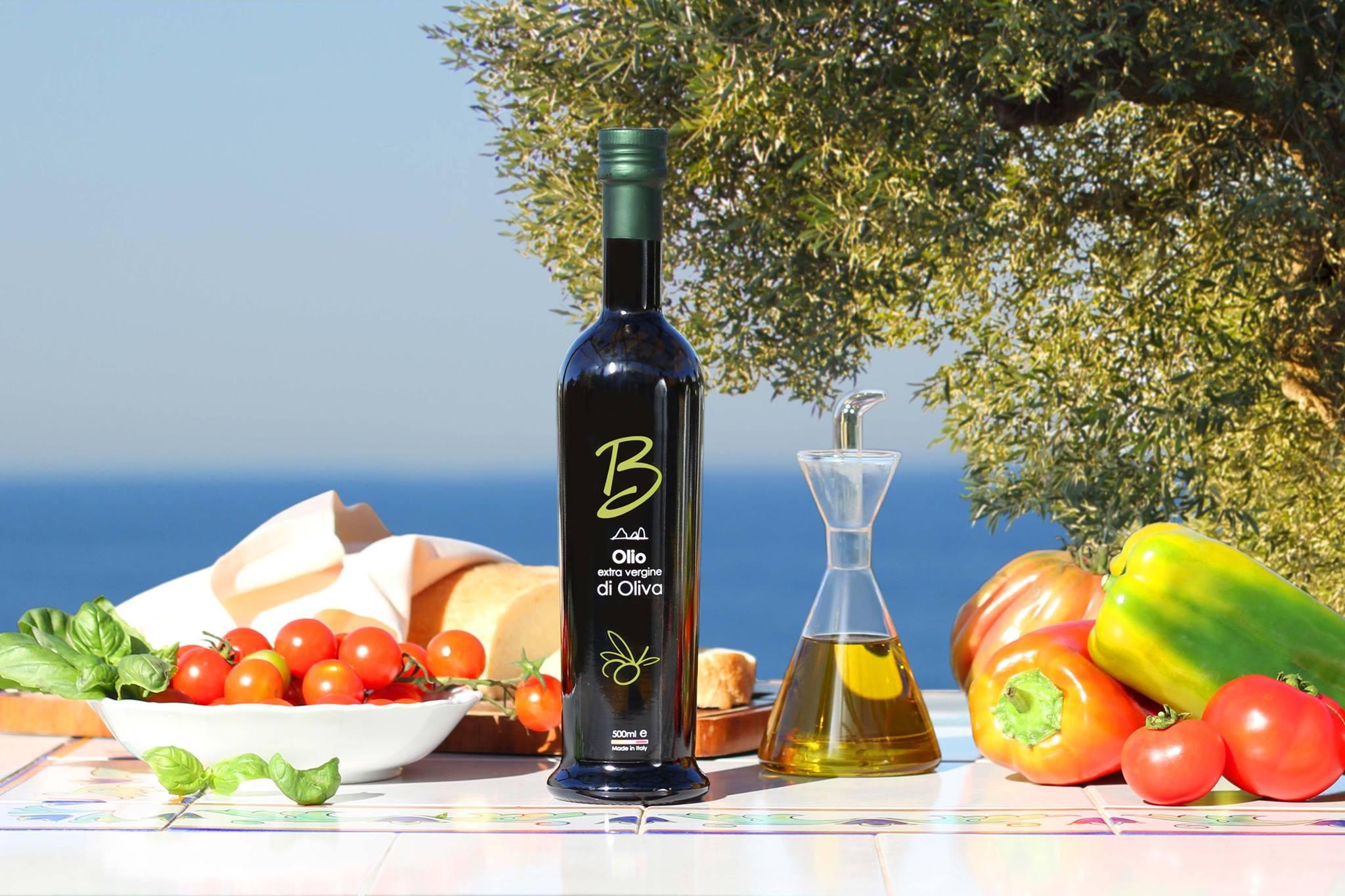 Olio Evo Monocultivar di Capri