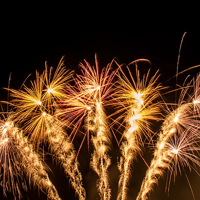 Fireworks - Summer