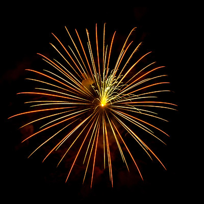 Fireworks - Unionville Fair