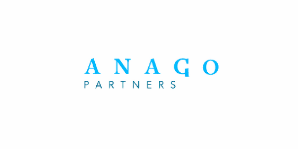 Anago Partners Fall Workshop #5
