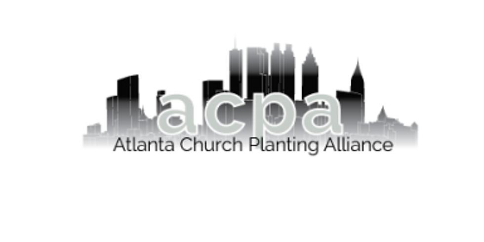 Atlanta Church Planting Alliance Fall Retreat
