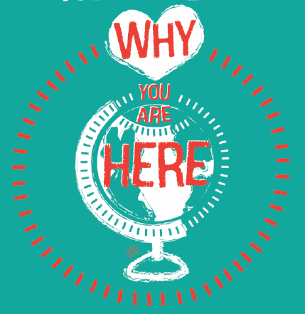 WONDERING: WHY ARE YOU HERE?