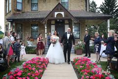 prince house wedding