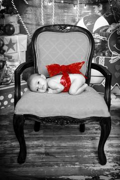 Baby Christmas Photos