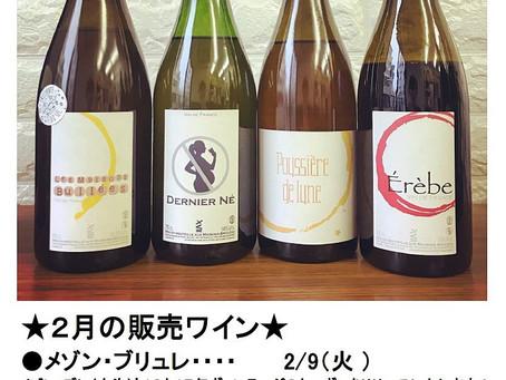サンフォニー2月の新着情報!