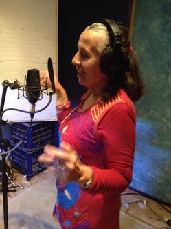Janie at Zen Studios