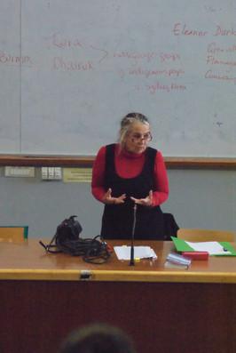 Guest Lecturer - La Rochelle University, France