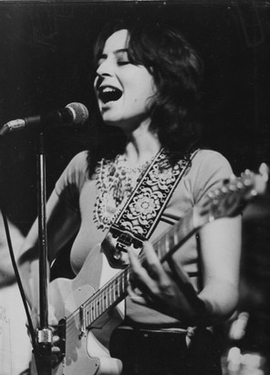 Janie in 'Stiletto',1977