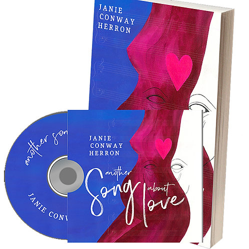 Novel & CD - Another Song About Love - By Janie Conway Herron